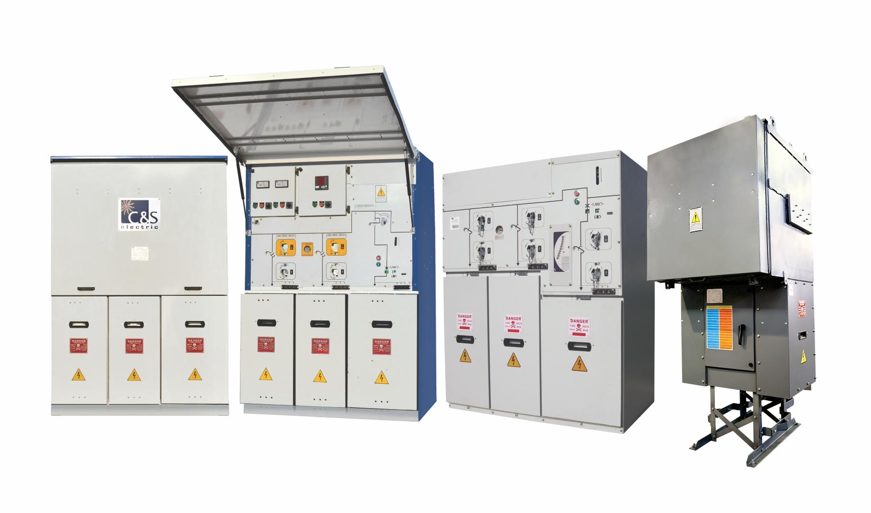 Các loại tủ điện RMU