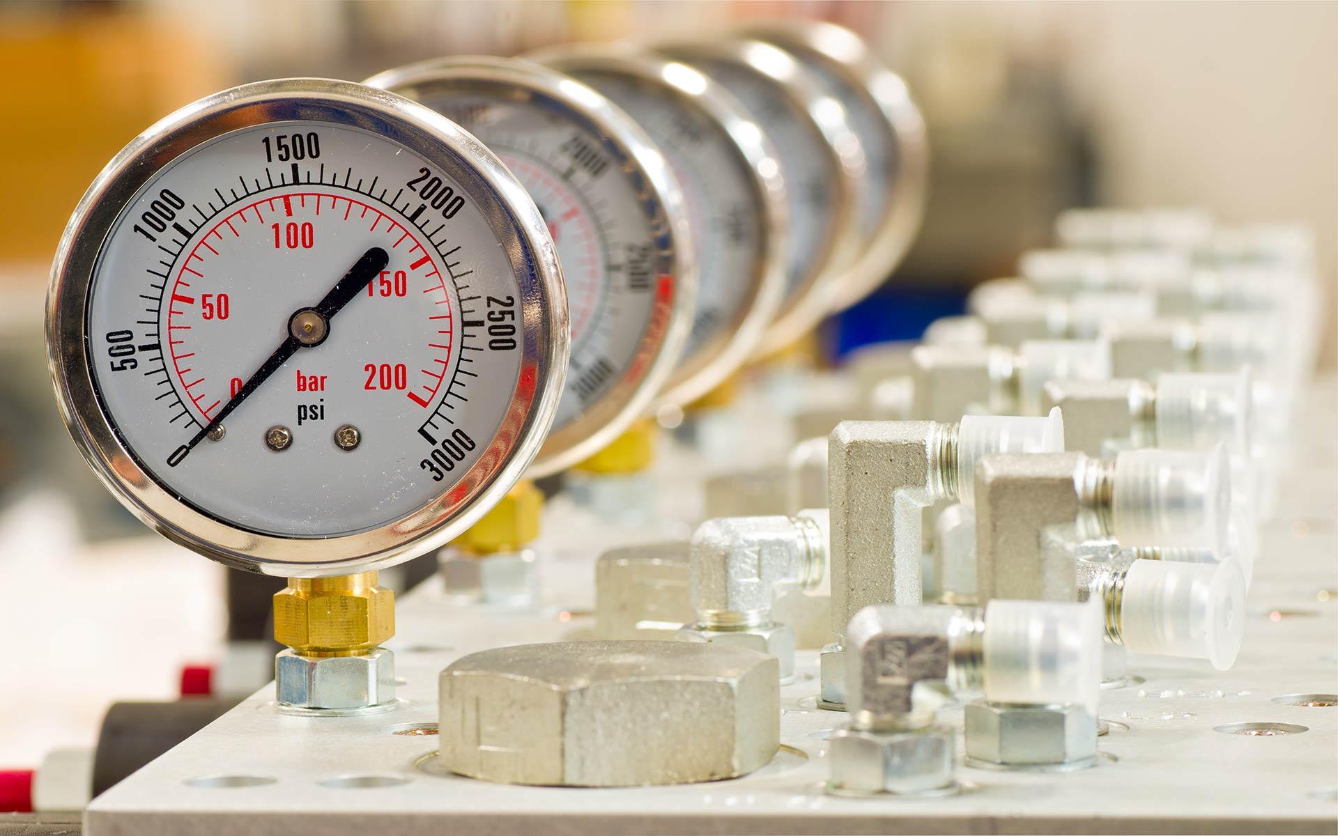 đồng hồ đo áp suất là gì