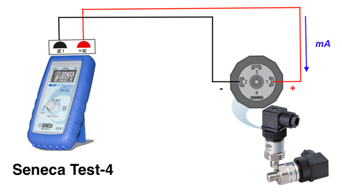 Cách đo tín hiệu 4-20mA bằng TEST-4