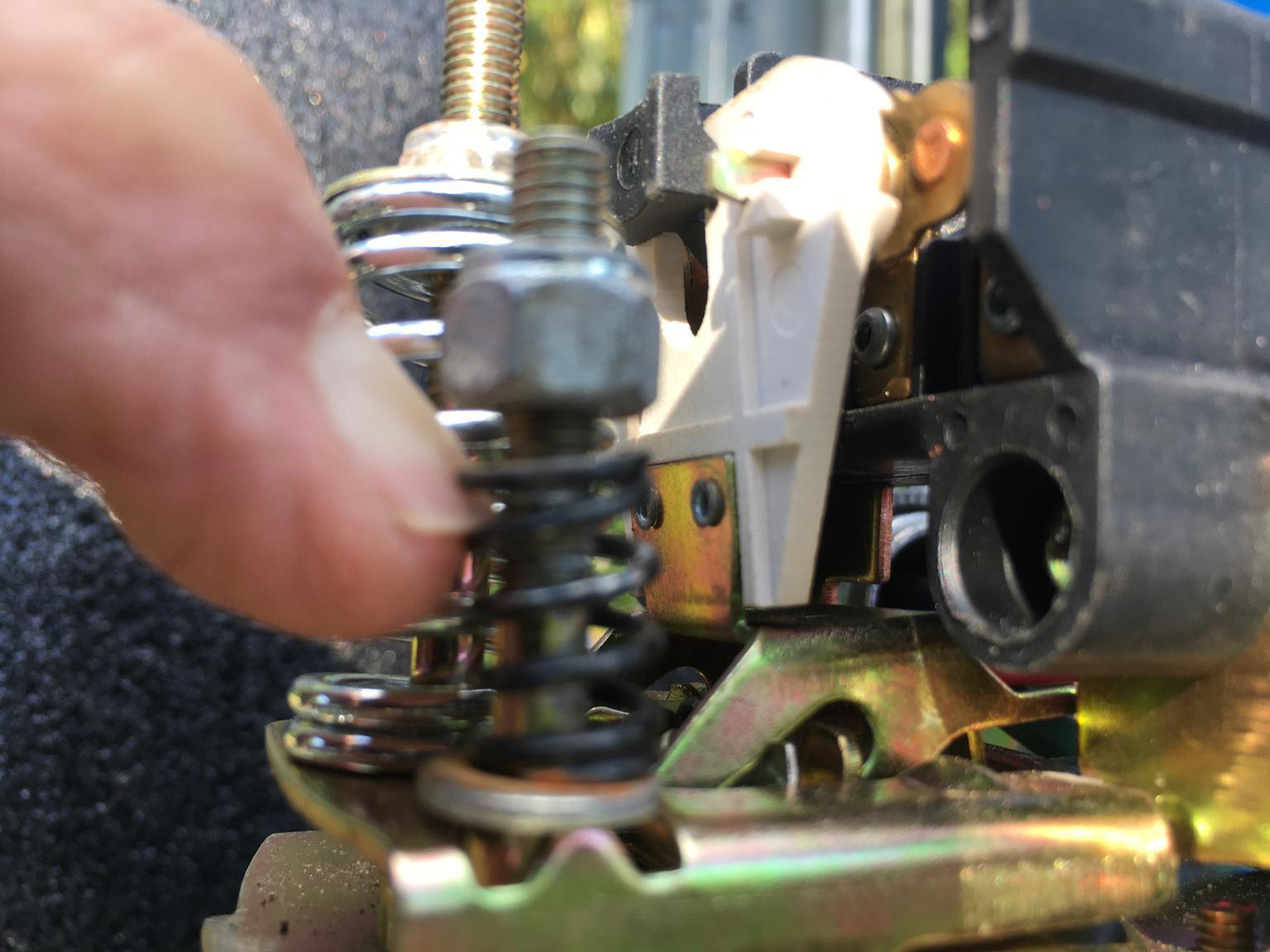 Cấu tạo công tắc áp suất nước