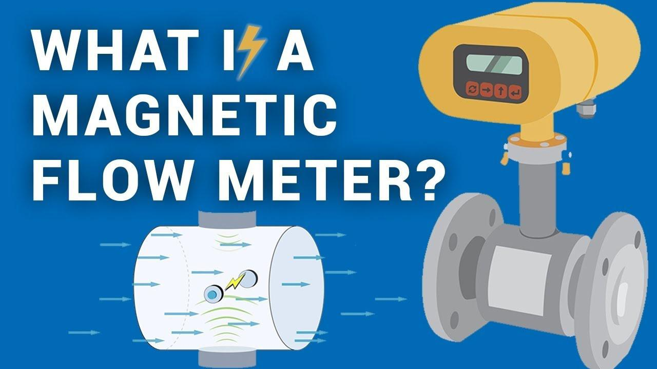 Đồng hồ đo lưu lượng điện từ là gì