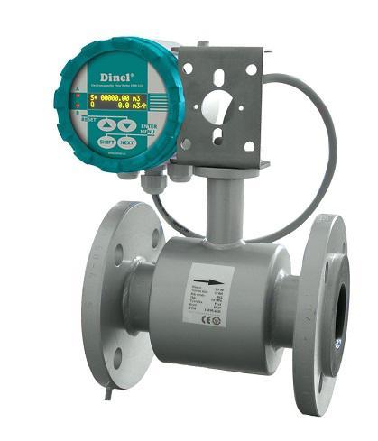 Flow meter hãng Dinel