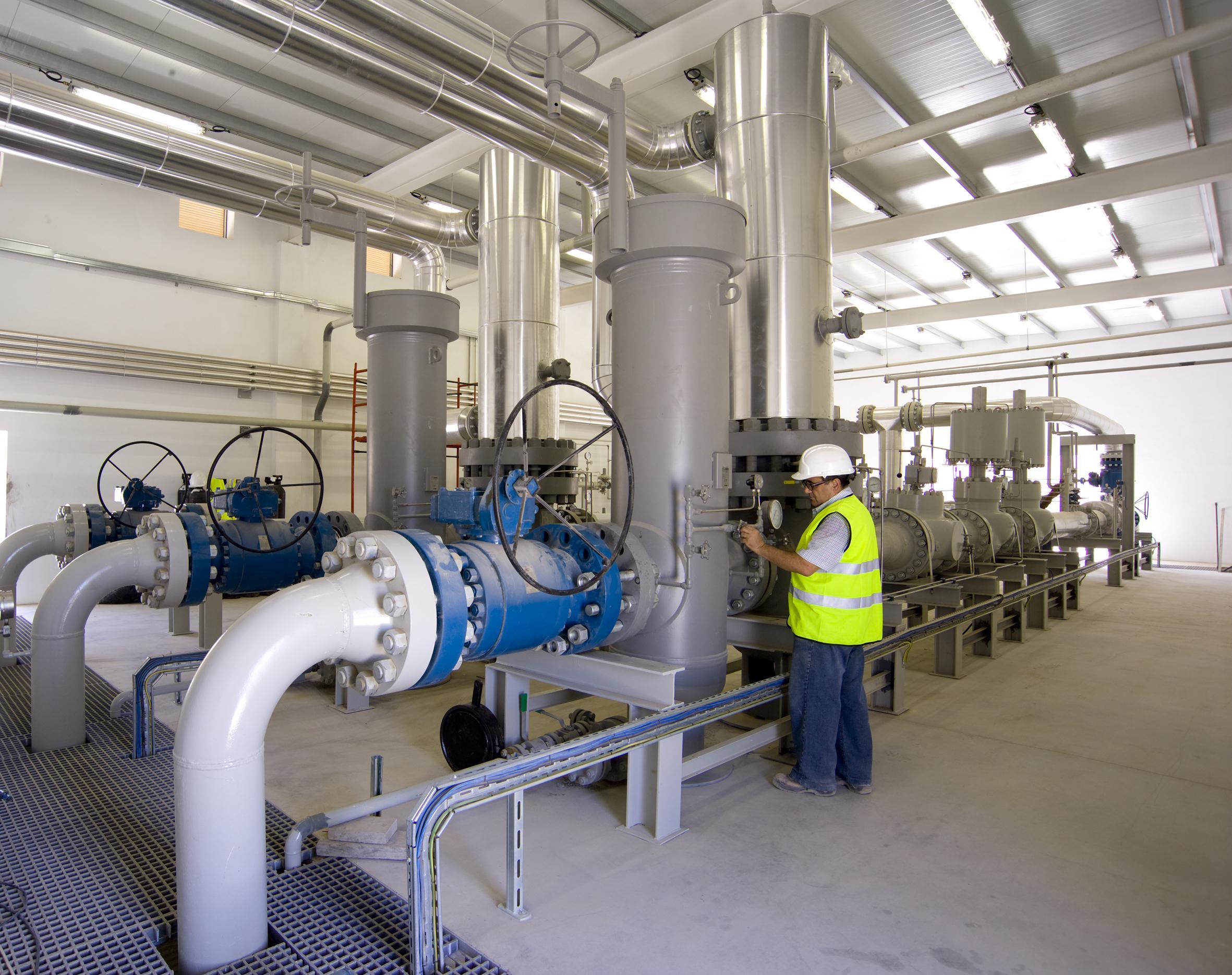 Đường ống dẫn khí gas