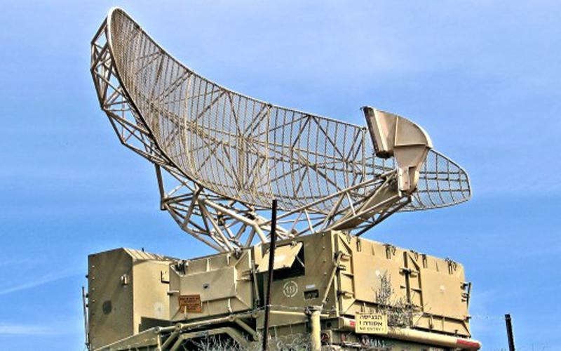 Trạm radar trong quân sự
