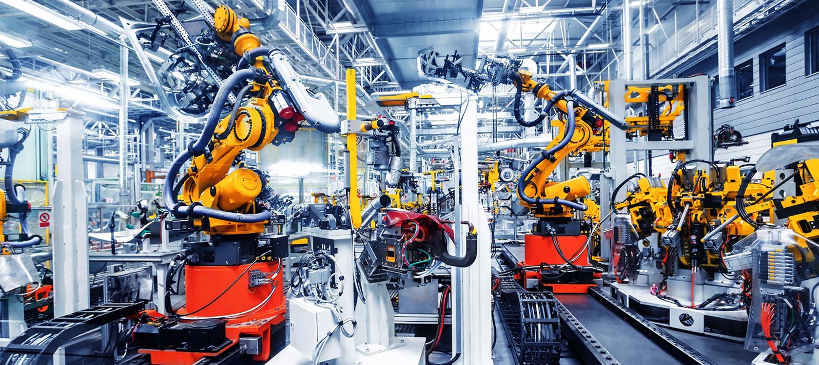 Tự động hoá công nghiệp
