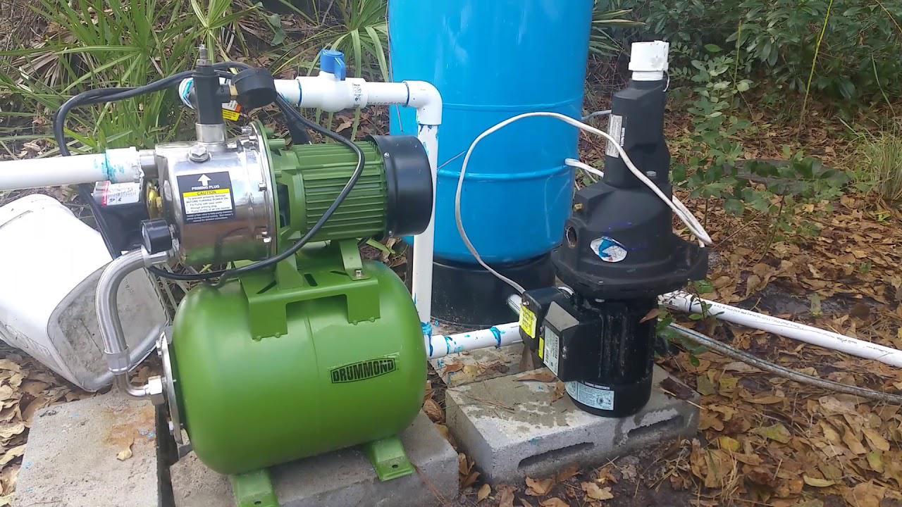 Ứng dụng công tắc áp suất nước