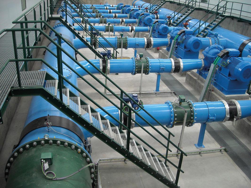 Đồng hồ đo lưu lượng điện từ trong công nghiệp