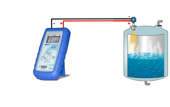 đồng hồ đo tín hiệu 4-20mA TEST-4