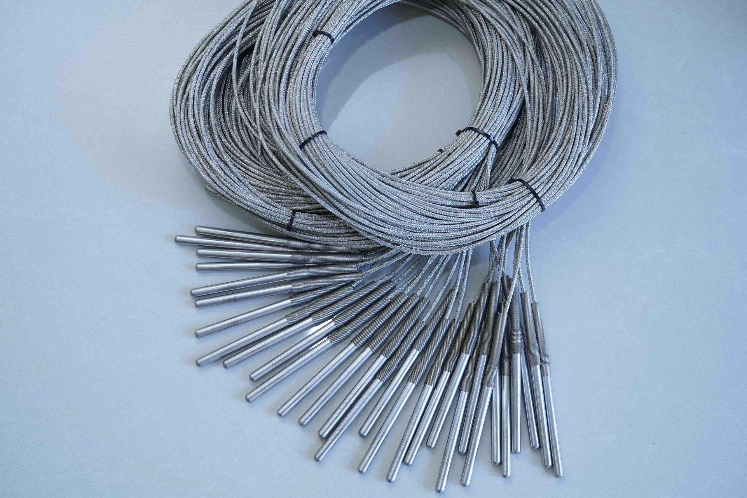 Cảm biến nhiệt độ PT100 loại dây giá rẻ