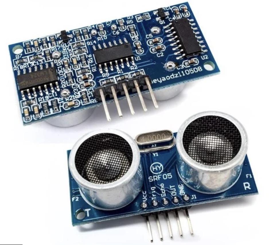 Cảm biến siêu âm Arduino HC-SR04