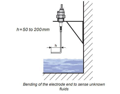 Uốn điện cực để tăng độ nhạy