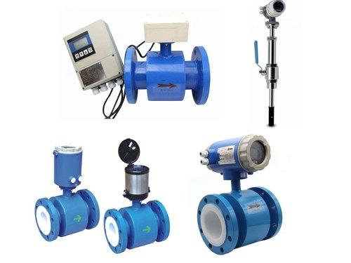 Đồng hồ đo lưu lượng nước - nước thải điện tử