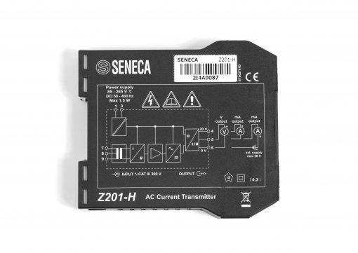 Bộ chuyển đổi tín hiệu 0-5A - Seneca Z201-H