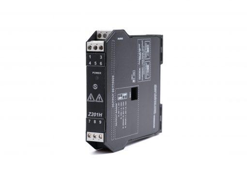 Bộ chuyển đổi tín hiệu 0-5A Sang analog 0-10V