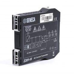 Bộ chuyển đổi tín hiệu 0-5A Sang analog 4-20mA
