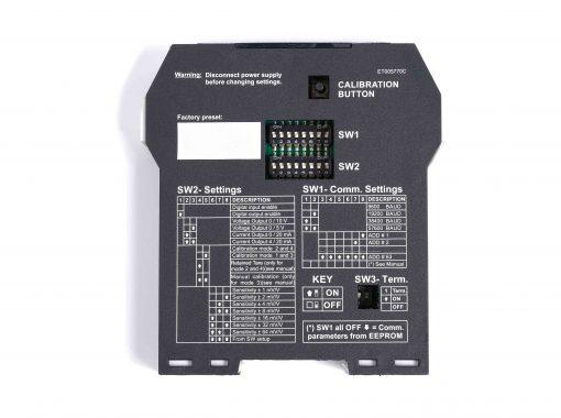 Bộ chuyển đổi tín hiệu loadcell sang Modbus RTU