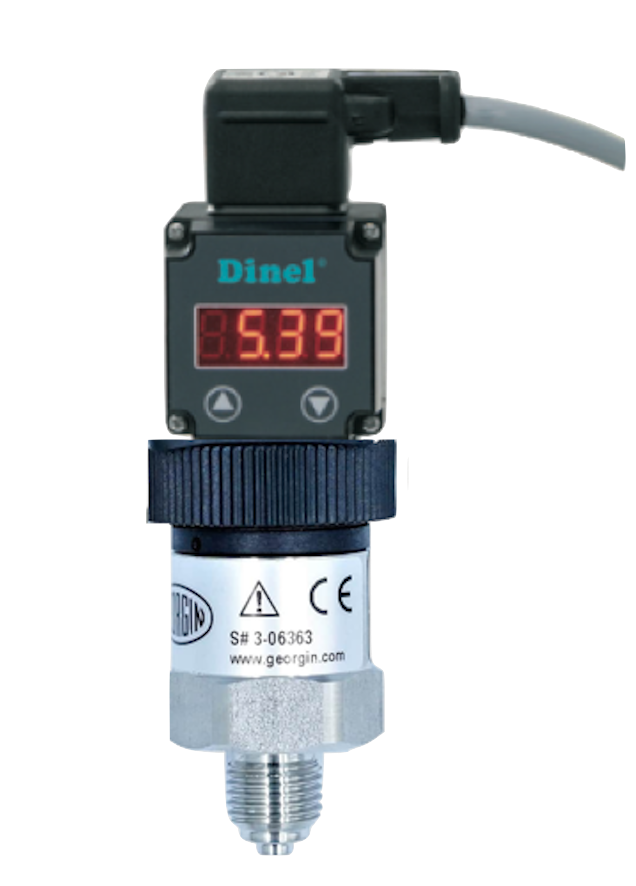 Bộ hiển thị áp suất nước