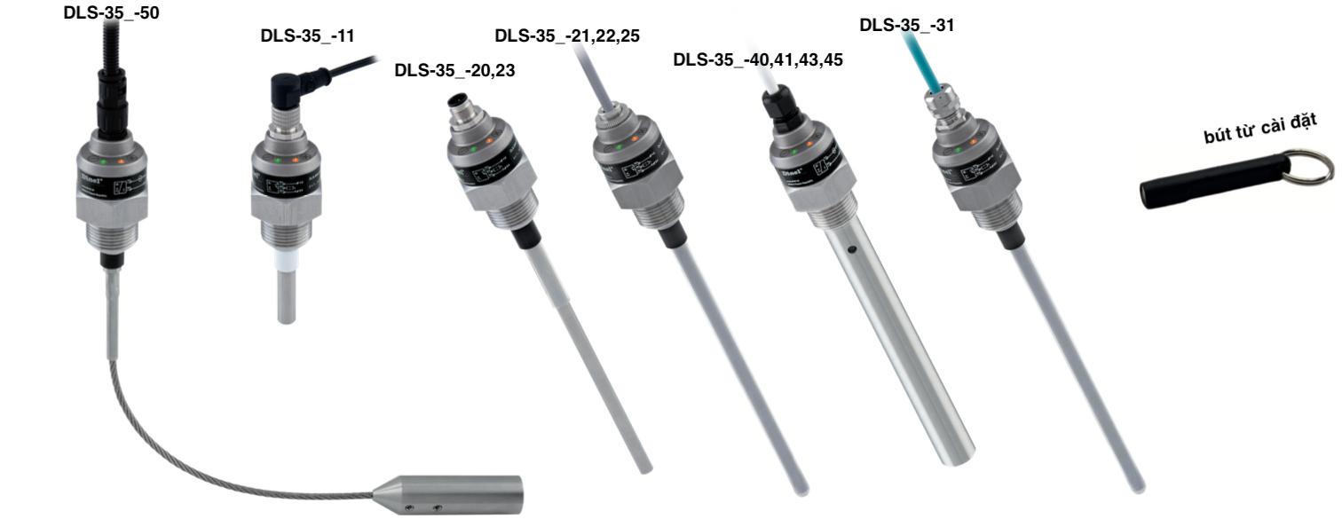 Cảm biến báo mức điện dung DLS-35N