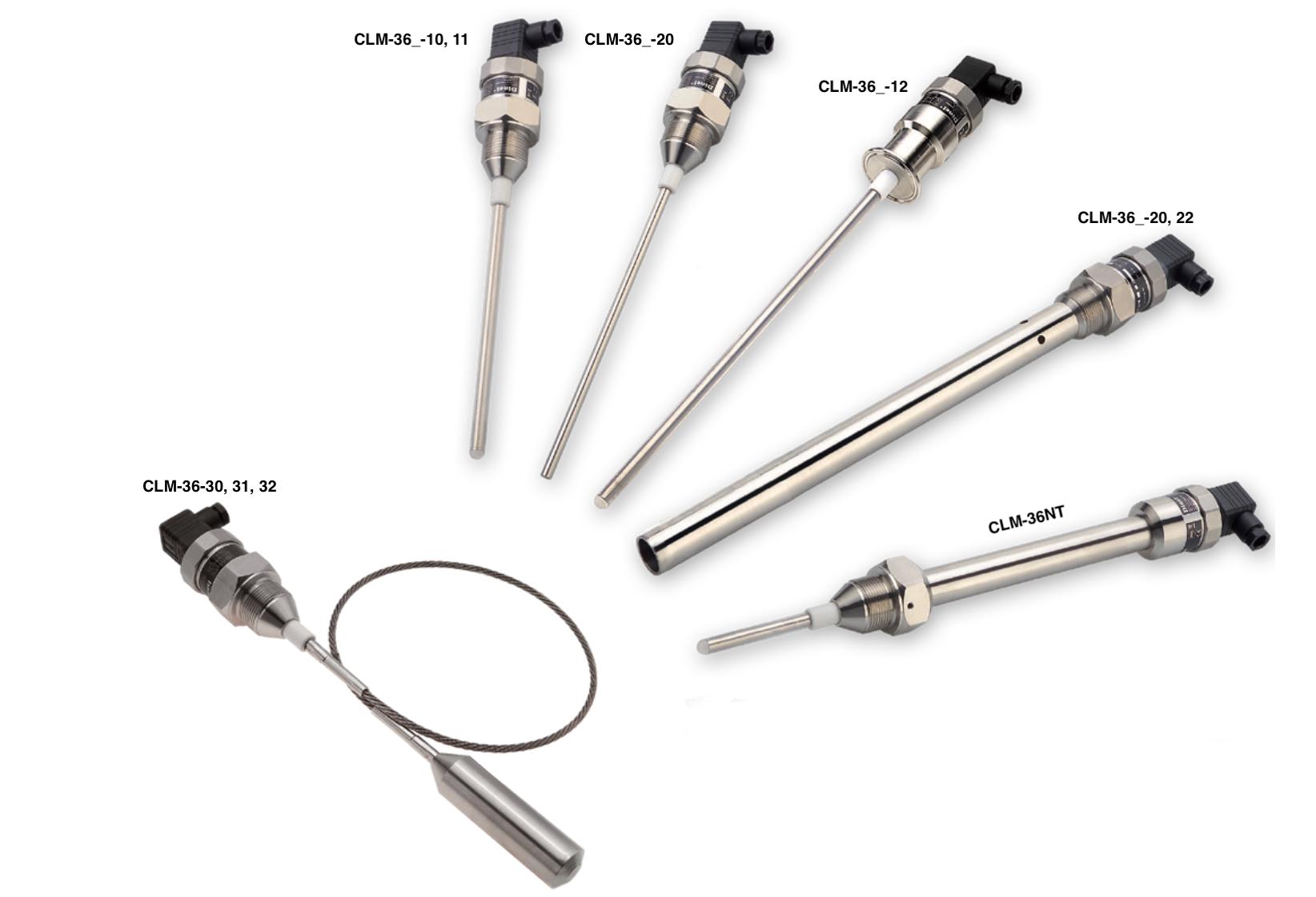 Cảm biến điện dung đo mức nước CLM-36N