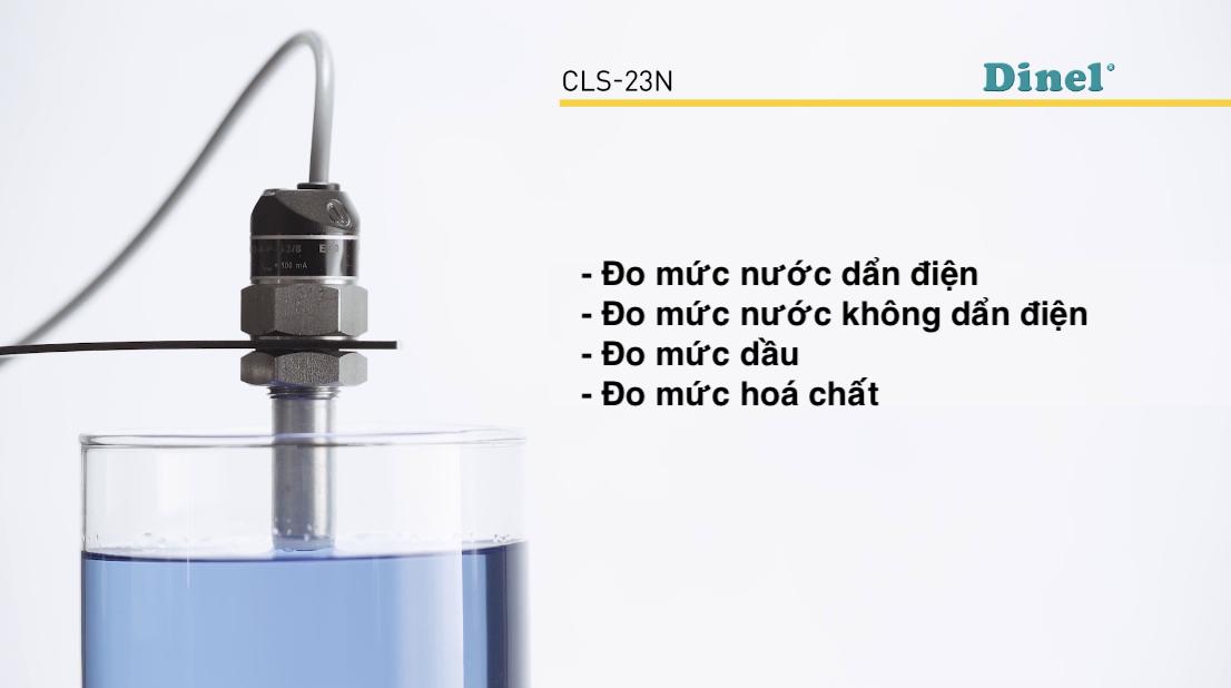 Cảm biến điện dung CLS-23N báo mức