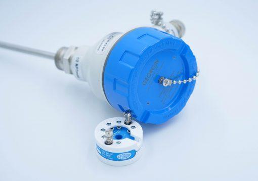 Ứng dụng bộ chuyển đổi nhiệt độ phòng nổ PT100 Atex