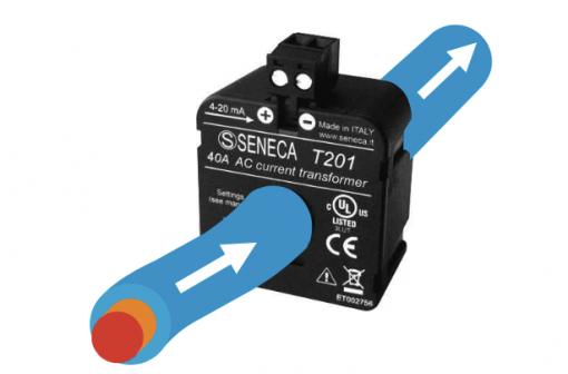 Cách sử dụng cảm biến dòng điện T201