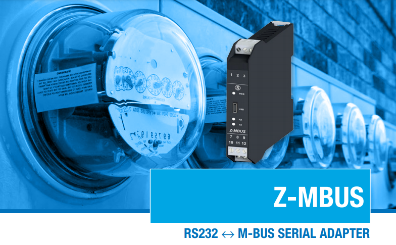 Chuẩn giao thức truyền thông Z-Mbus