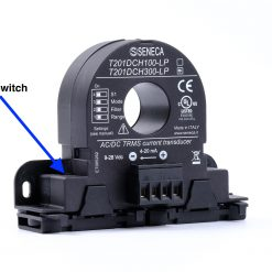 Cách cài đặt CT 4-20mA T201DCH300-LP