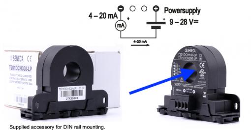 Cách sử dụng CT 4-20mA T201DCH300-LP