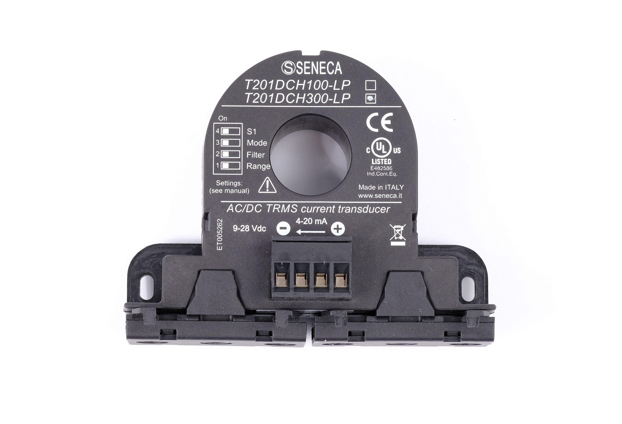 Thiết kế cảm biến dòng điện T201DCH300-LP