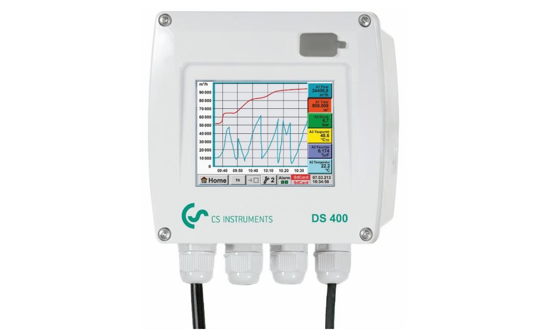 Bộ ghi dữ liệu khí nén DS 400