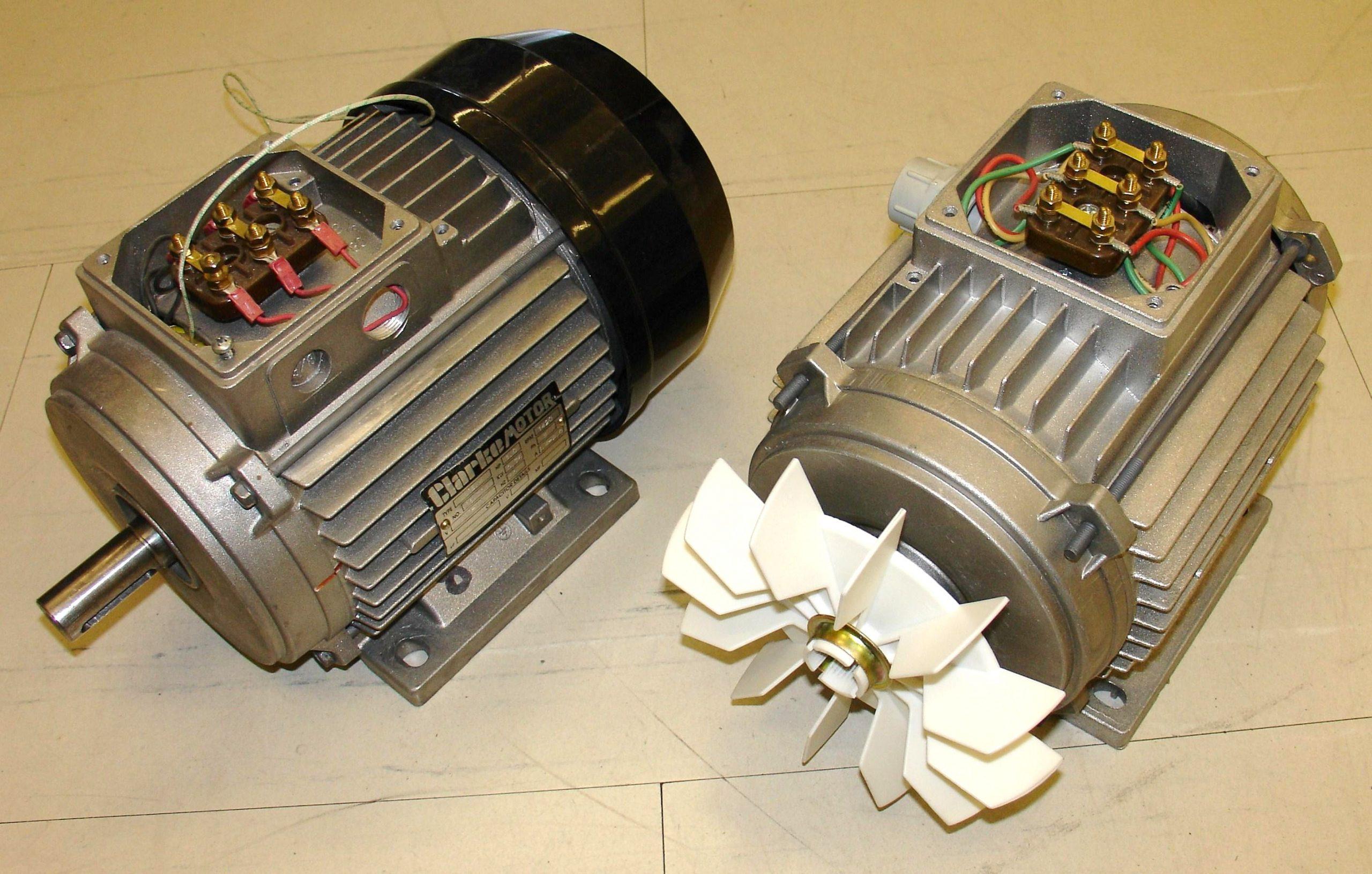 Phương pháp quấn dây động cơ không đồng bộ 3 pha
