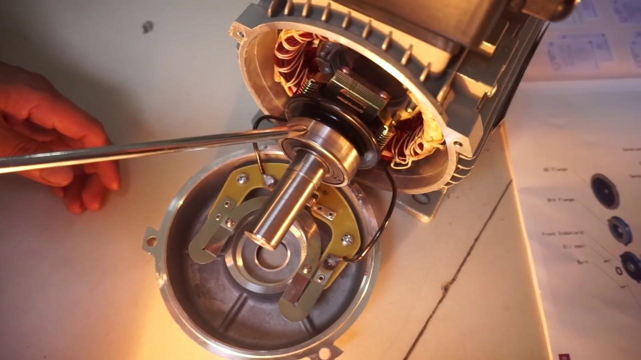 Cấu tạo động cơ điện 1 pha