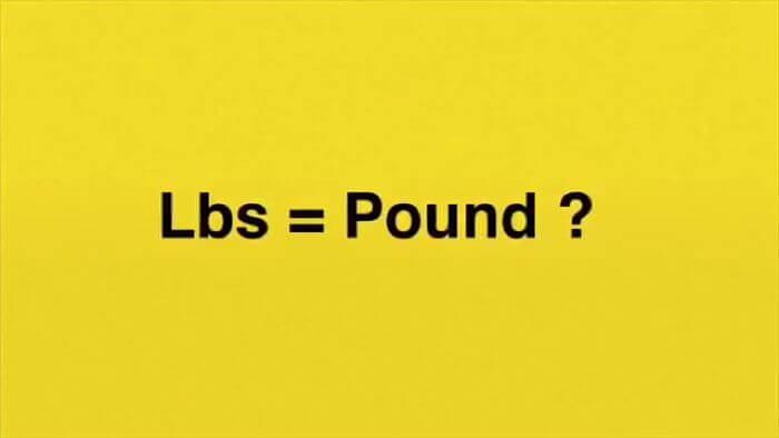 Pound là gì?