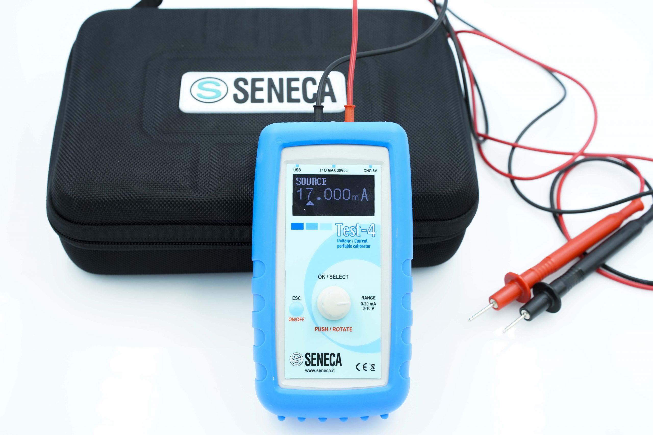 Bộ phát dòng 4-20mA   Seneca TEST-4