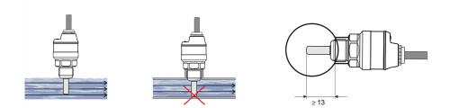 Cách lắp đặt cơ khí TFS-35N-10