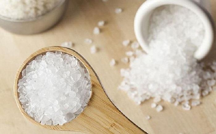 Muối là một dạng chất rắn kết tinh