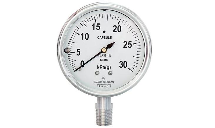 Chuyển đổi đơn vị đo áp suất chuẩn nhất