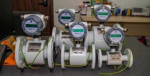 Đồng hồ đo lưu lượng Flow38 kết nối kiểu mặt bích