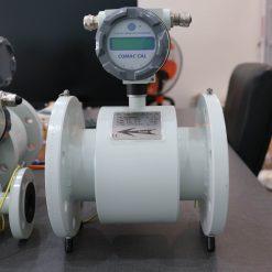 Đồng hồ đo lưu lượng nước DN100 | Comac Cal - Czech