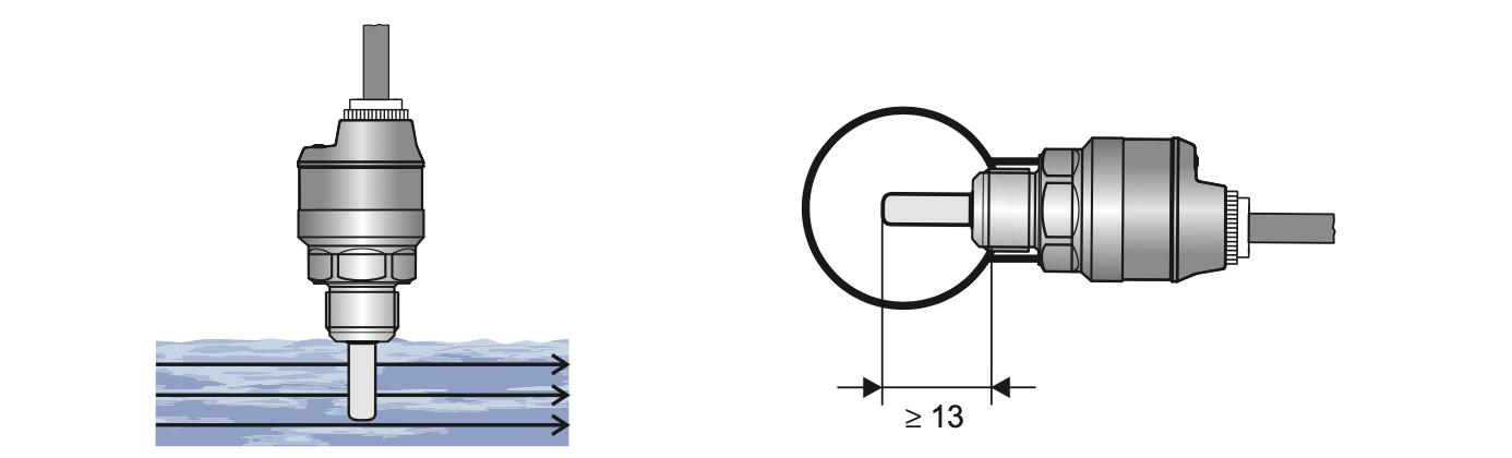 Lưu ý khi lắp đặt công tắc dòng chảy TFS-35N-10