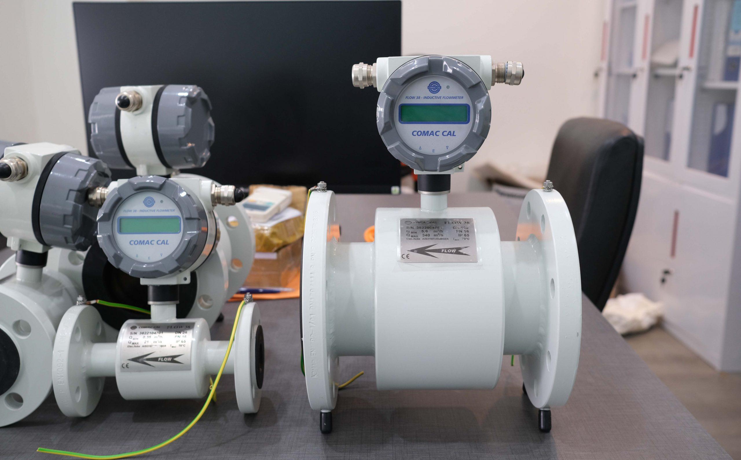 Mua đồng hồ đo lưu lượng nước DN100 ở đâu ?