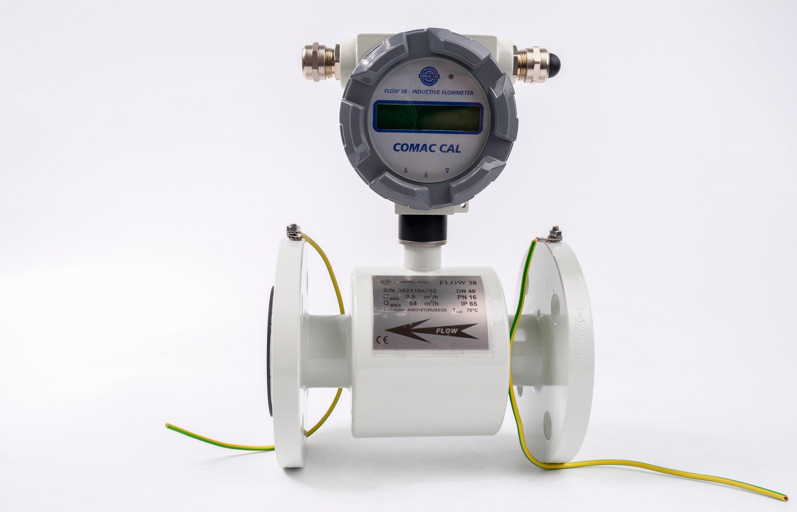 Đồng hồ đo lưu lượng Flow38