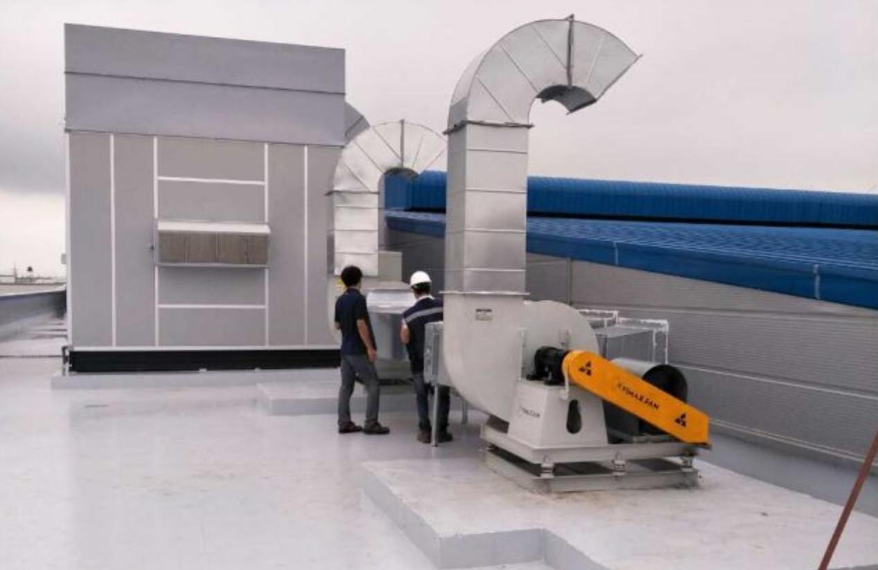 SR2R002A00 Đo áp suất trong hệ thống quạt thông gió