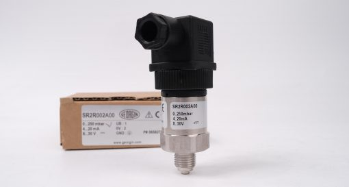 Cảm biến áp suất thấp 0-250mbar | SR2R002A00