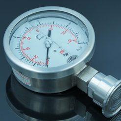 Đồng hồ đo áp suất mang 0-10 bar M5000 - Georgin / Pháp