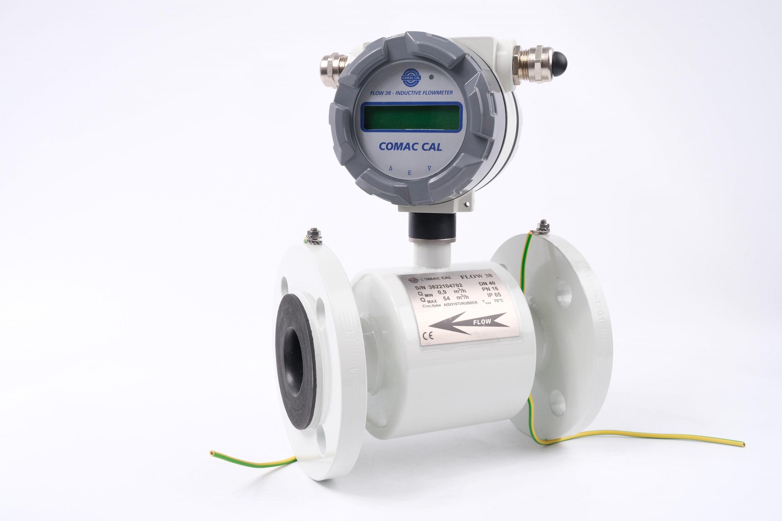 Đồng hồ đo lưu lượng Flow38 DN40