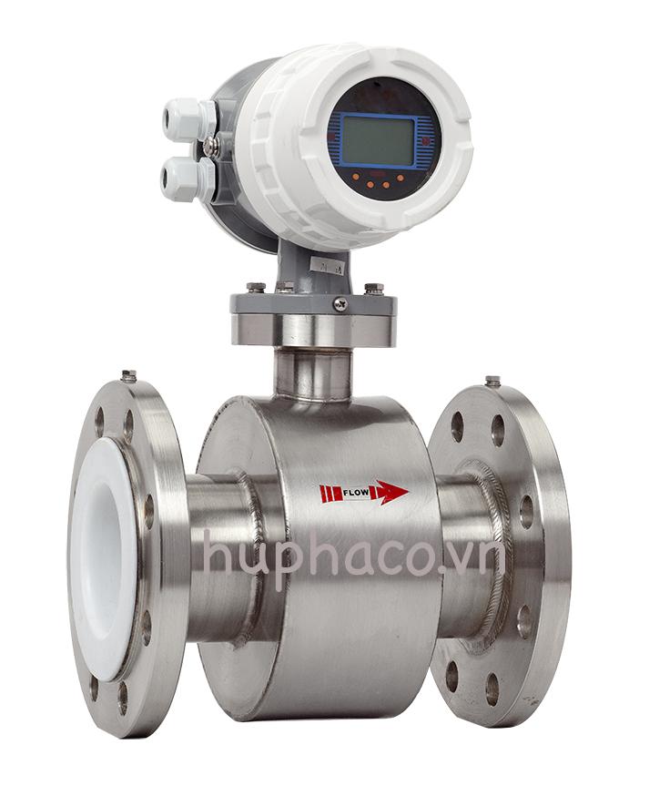 Đồng hồ đo lưu lượng hoá chất Inox 316L