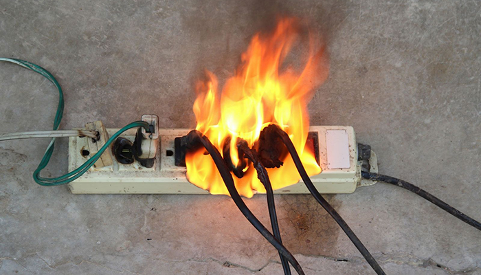 Cách phòng tránh hiện tượng chập điện