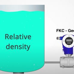 Ứng dụng cảm biến áp suất thấp FKC
